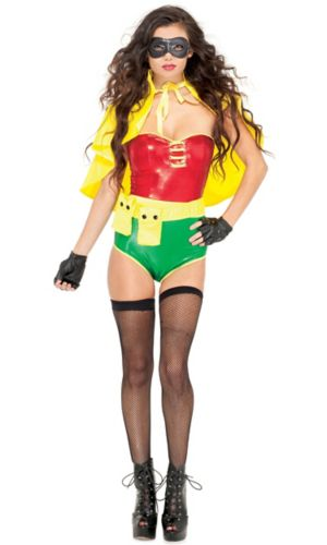 Sexy Adult Sultry Sidekick Costume