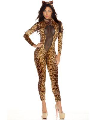 Sexy Adult Kitty Kat Costume