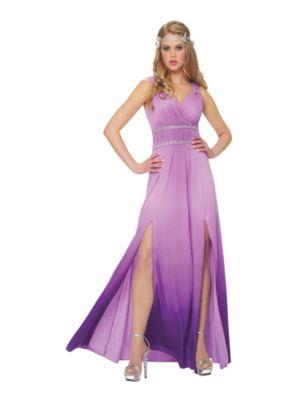 Adult Lilac Goddess Costume