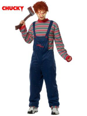 Chucky Halloween Costume For Adults Chucky Adult Costume