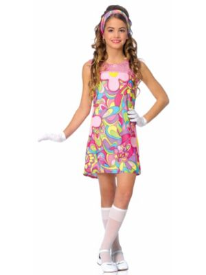 Groovy Girl Costume for Child