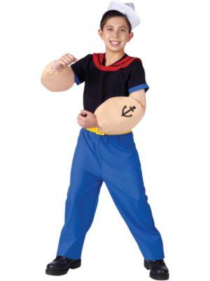 Boys Popeye Costume