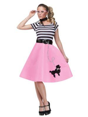 Adult Poodle Dress Costume