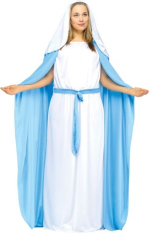 Womens' Plus Size Mary Costume