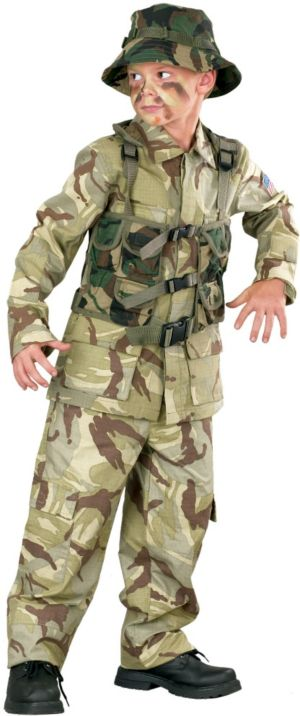Delta Force Costume for Child