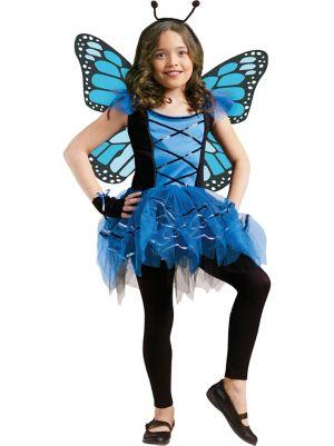 Child Ballerina Butterfly Child Costume