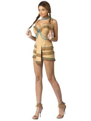 Dream Catcher Sexy Indian Womens Costume