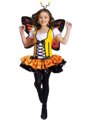 Child Butterfly Princess Child Costume
