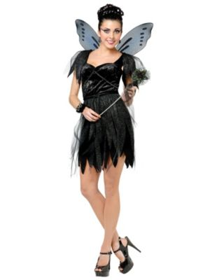 Midnight Fairy Costume for Adult