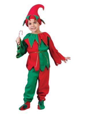 Child Elf Costume (set)