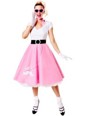 Adult Classic 50's Costume