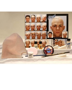 Bald Cap Kit Boxed