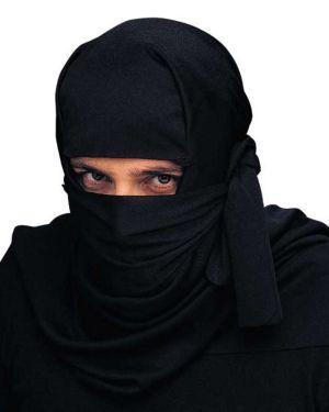 Ninja Headpiece Adult