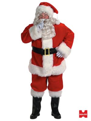Adult Professional Santa Suit XXXL Costume