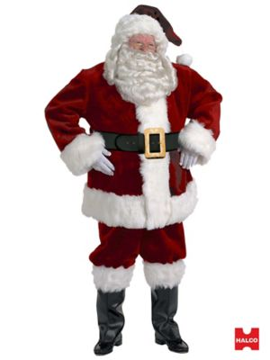 Adult Majestic Santa Suit XXL Costume