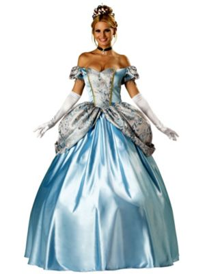 Elite Enchanting Princess Costume for Adult