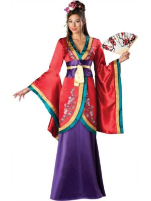 Adult Far East Empress Costumes