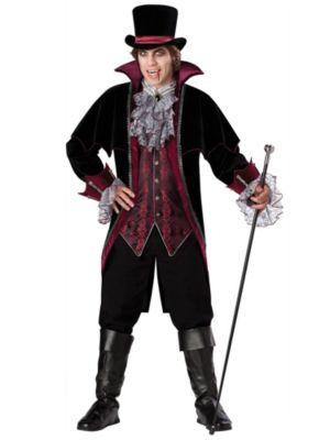 Adult Vampire of Versailles Costume