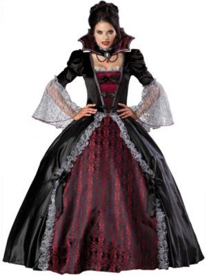 Adult Vampiress of Versailles Costume