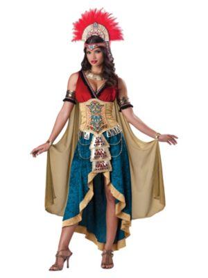 Womens Maya Queen Costume