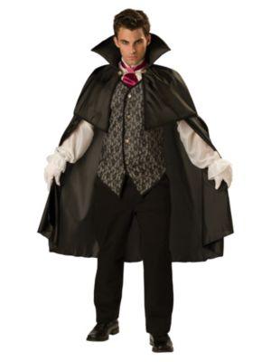Midnight Vampire Mens Costume