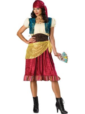 Adult Gypsy Costume