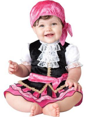Toddler Pretty Little Pirate Costume