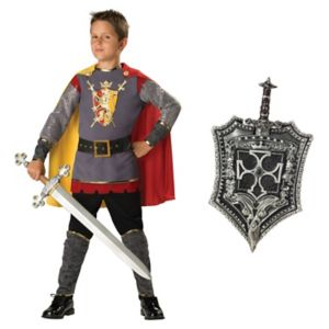 Boys Loyal Knight Costume