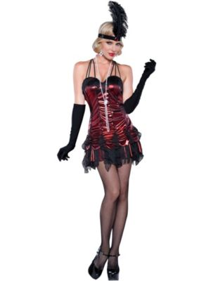 Sexy Adult Gorgeous Gatsby Costume