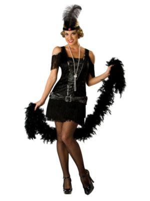 Premier Fabulous Flapper Adult Sexy Costume