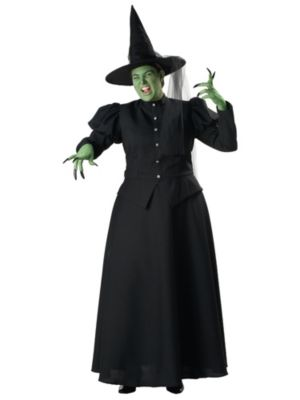 Elite Wicked Witch Womens Plus Size Costume