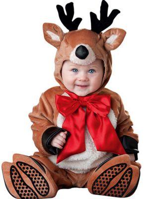 Girl Reindeer Costume Reindeer Rascal Baby Costume