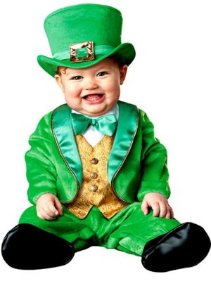 Lil' Leprechaun Toddler Costume