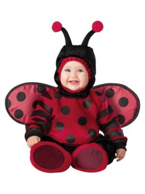 Itty Bitty Lady Bug Infant Toddler Costume