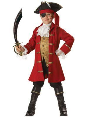 Elite Pirate Captain Costume for Child