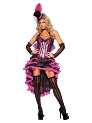 Elite Adult Sexy Burlesque Beauty Costume