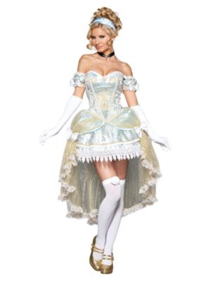 Elite Adult Sexy Passionate Princess Costume