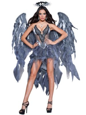 Sexy Adult Dark Angel's Desire Costume