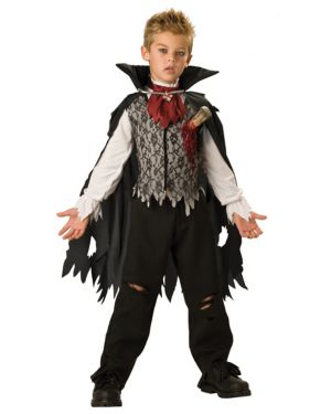 Child Vampire Be Slayed Costume