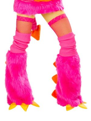 Women's Sexy Deluxe Drag the Dragon Legwarmers