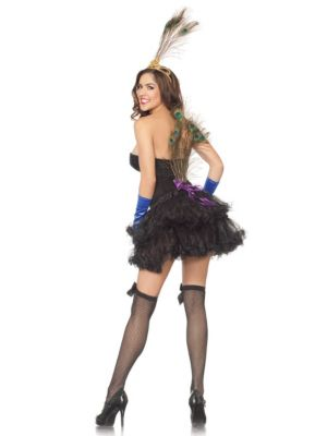 Women's Peacock Costume Kit