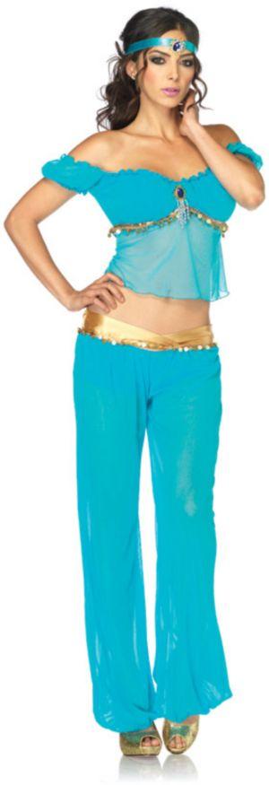 Adult Sexy Arabian Beauty Genie Costume