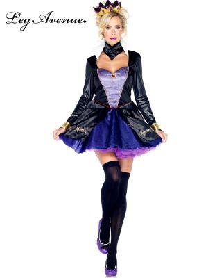 Sexy Adult Evil Queen Costume