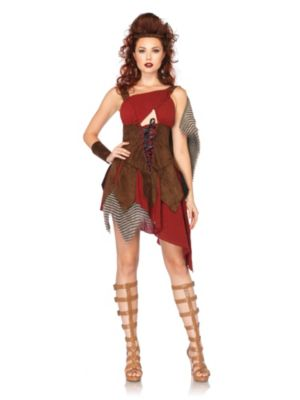 Sexy Deadly Huntress Adult Costume
