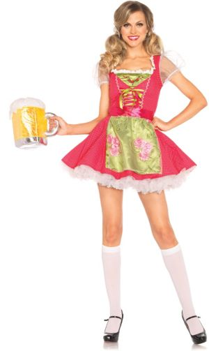 Sexy Beer Garden Gretel Adult Costume