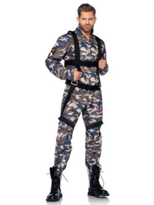 Adult Paratrooper Costume