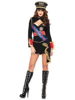 Sexy Diva Dictator Adult Costume