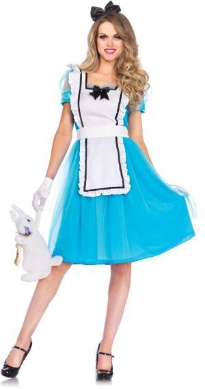Sexy Adult Classic Alice Costume