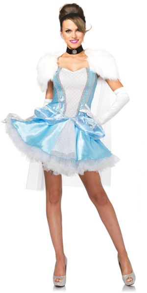 Sexy Adult Slipper-less Sweetie Costume