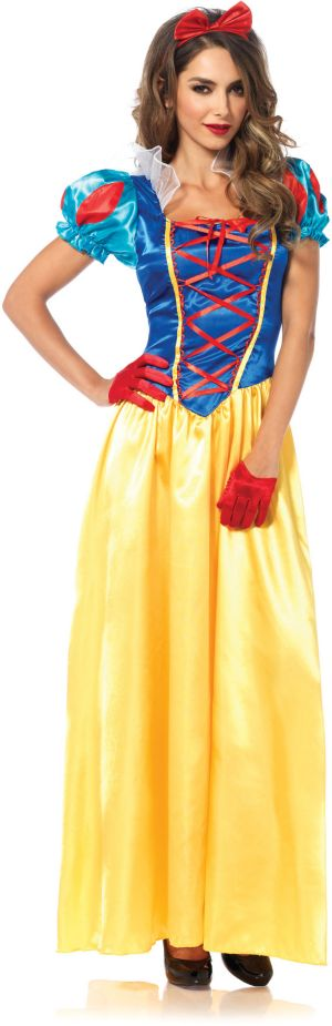 Sexy Adult Classic Snow White Costume